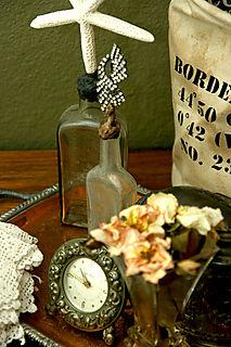 Jeweled bottle project 1